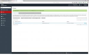 come attivare l'antivirus della posta elettronica - Plesk 12.5