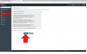 Installazione WordPress Plesk Misterdomain