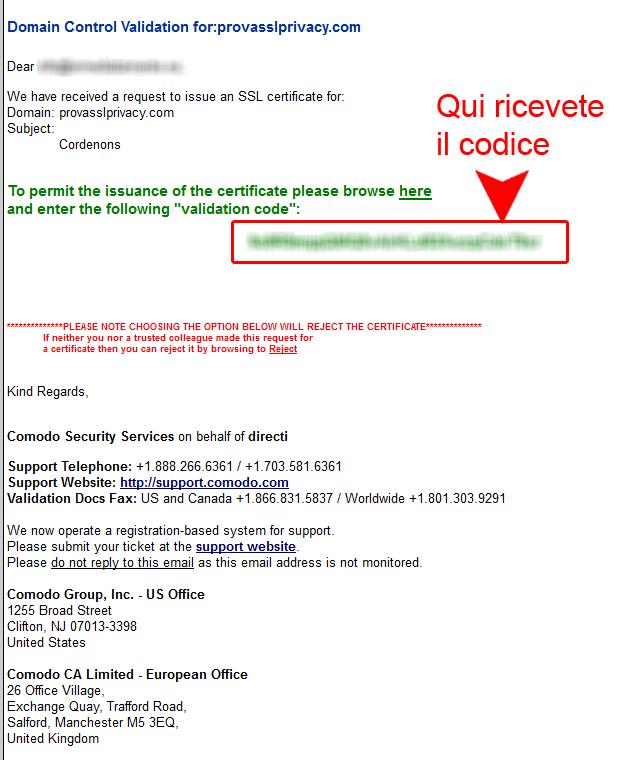 1-ssl-email-ricezione-codice